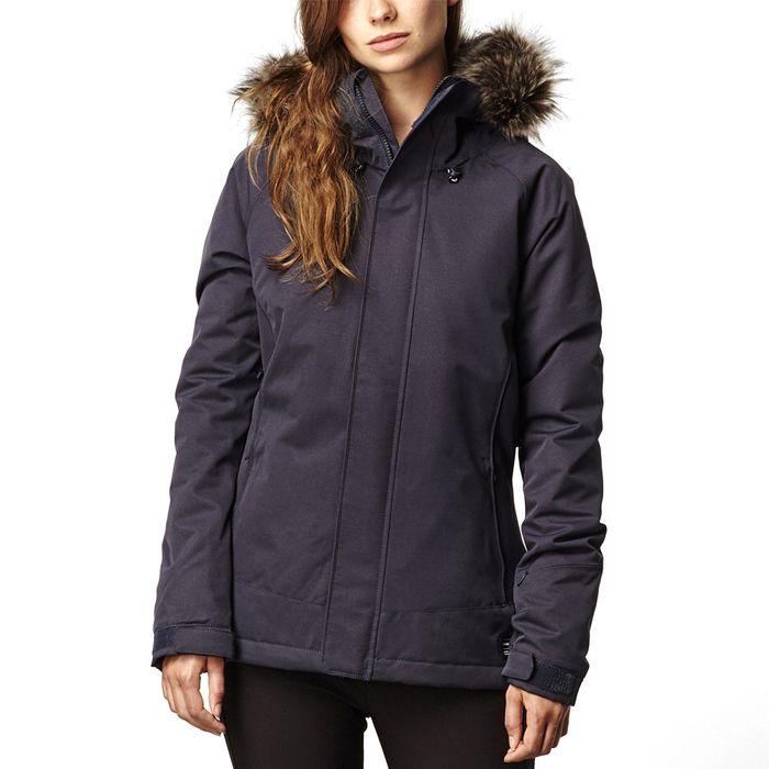 parka de ski o 39 neill curve jacket achat et prix pas cher. Black Bedroom Furniture Sets. Home Design Ideas