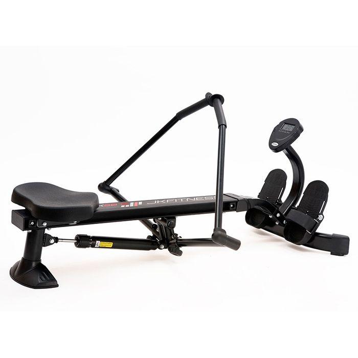 rameur pliable jk fitness 5072 achat et prix pas cher go sport. Black Bedroom Furniture Sets. Home Design Ideas