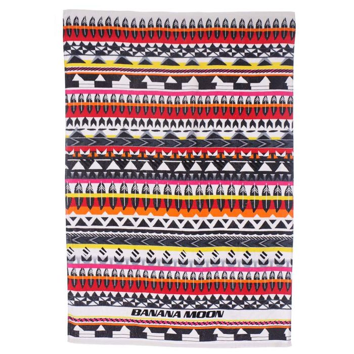 drap de plage banana moon towely wood rouge achat et prix pas cher go sport. Black Bedroom Furniture Sets. Home Design Ideas