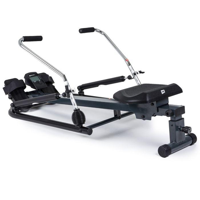 rameur hydraulique kg avec ordinateur hop sport. Black Bedroom Furniture Sets. Home Design Ideas