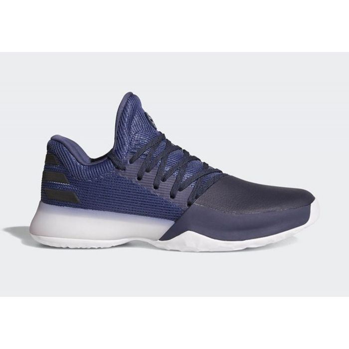 where to buy most popular hot products Basketball adulte ADIDAS Chaussure de Basketball adidas James Harden Vol.1  Bleu Navy pour homme Pointure - 47 1/3