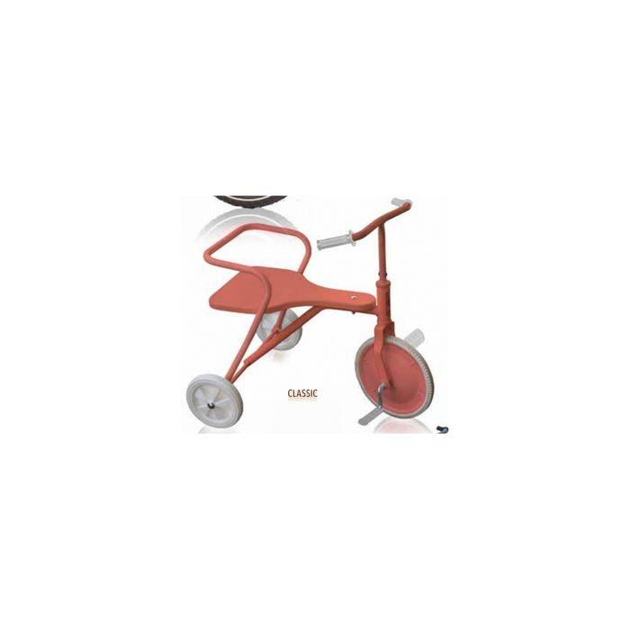 tricycle enfant planche en bois classic rose achat et. Black Bedroom Furniture Sets. Home Design Ideas