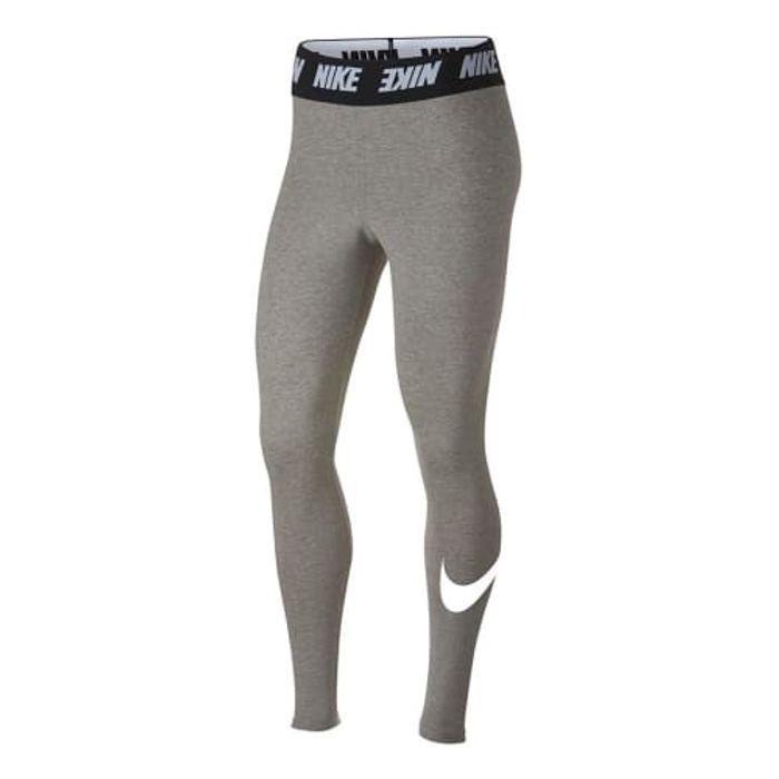 Legging Nike Sportswear gris noir blanc femme – achat et prix pas ... b30e02f6770
