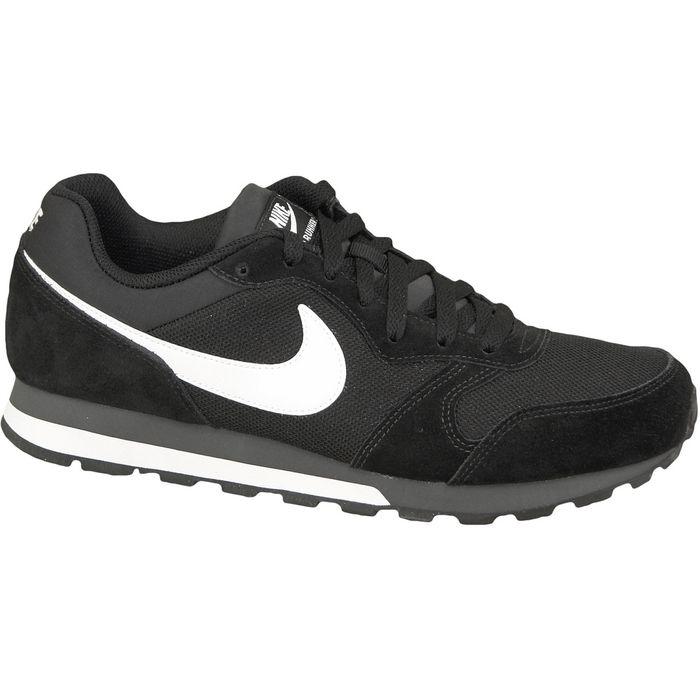 1d360b813 Nike MD Runner II 749794-010 H Baskets Noir – achat et prix pas cher ...