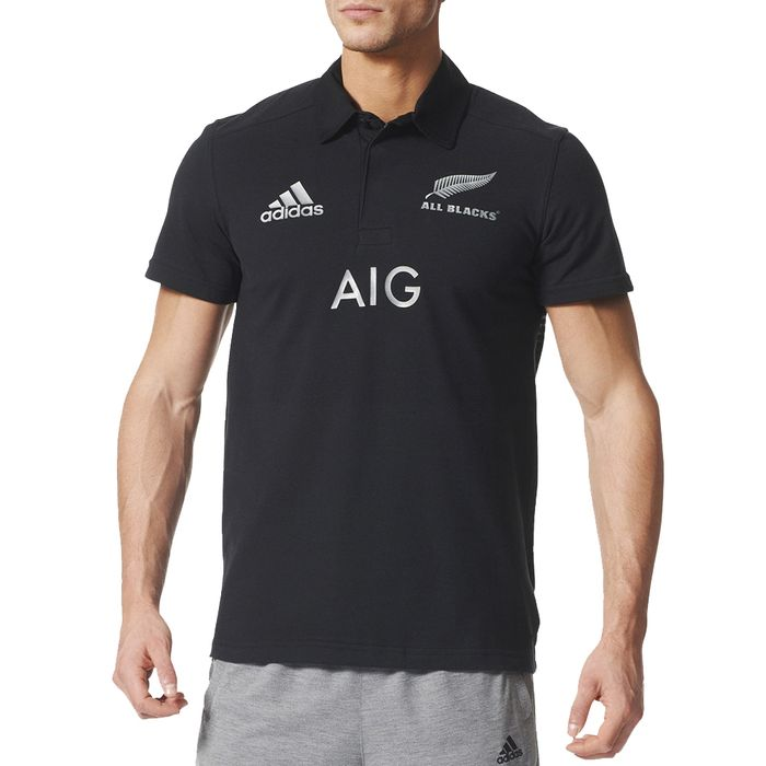 maillot de rugby all blacks adidas performance maillot all blacks supporters domicile achat et. Black Bedroom Furniture Sets. Home Design Ideas