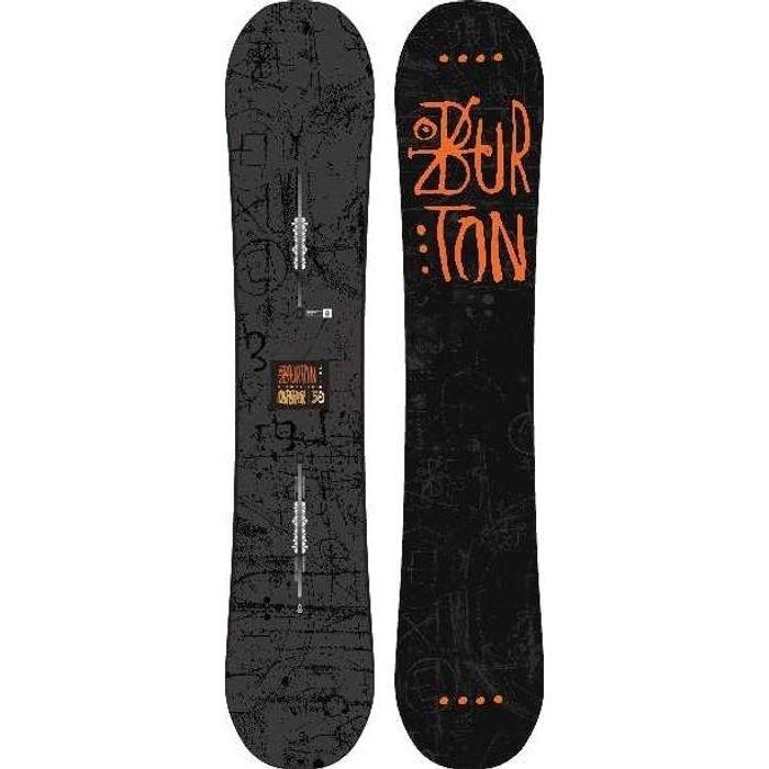 planche de snowboard burton amplifier homme achat et. Black Bedroom Furniture Sets. Home Design Ideas
