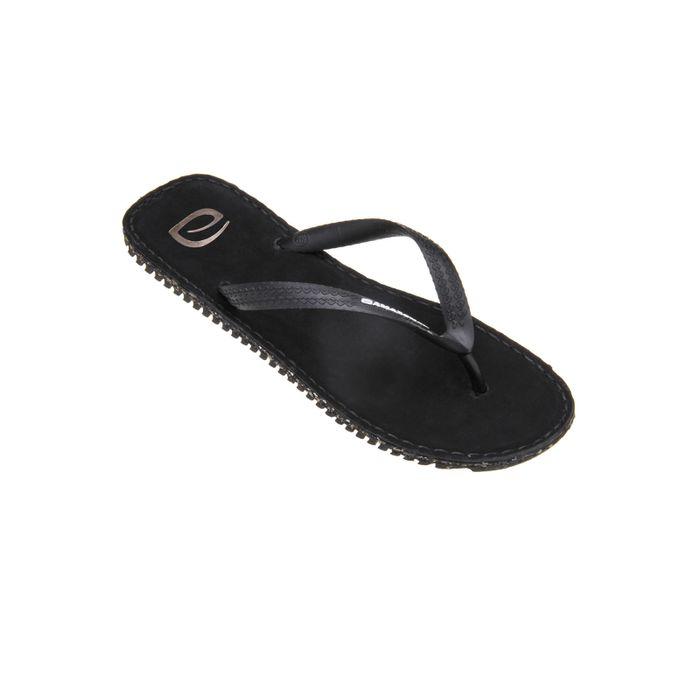Tongs homme Amazonas Eco Leather Noir – achat et prix pas