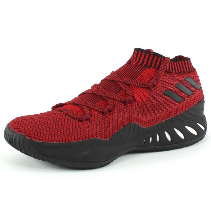 the best attitude 13386 7313e Basket ball homme ADIDAS PERFORMANCE Chaussures de basketball Crazy  Explosive Low 2017 Primeknit Adidas Performance