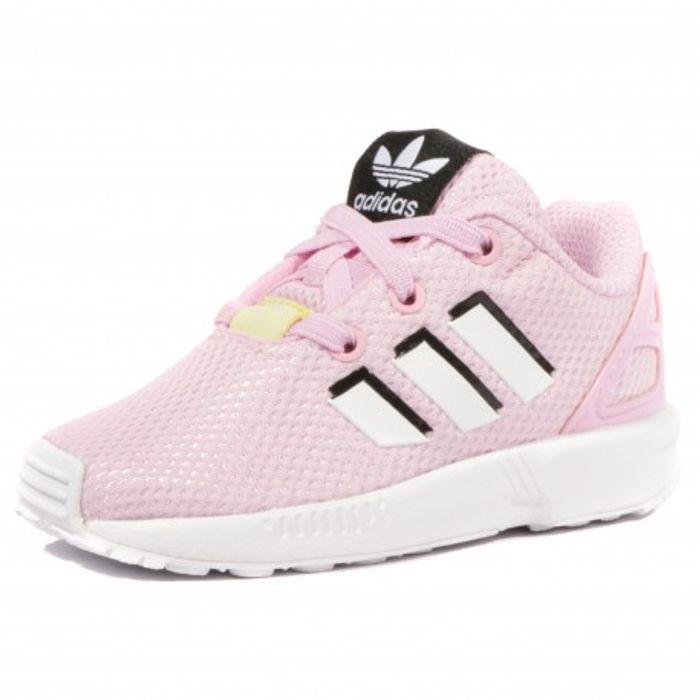Fille Chaussures Zx Flux El I Rose Bxrnqzwno Bébé Adidas rCedoBQWEx