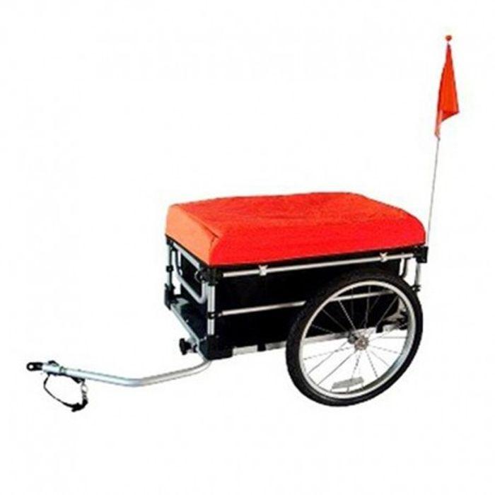remorque pliable avec roue de 20 pouces achat et prix pas cher go sport. Black Bedroom Furniture Sets. Home Design Ideas