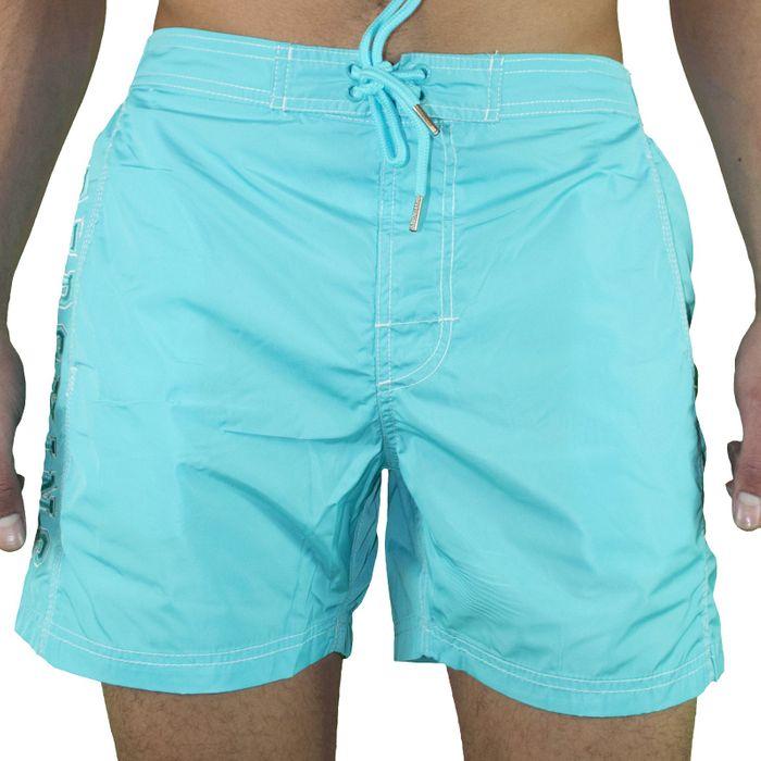 Redskins short de bain homme rdk 02 turquoise for Short piscine homme