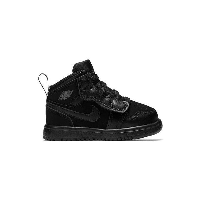 buy sale incredible prices detailed images Basketball Bébé JORDAN Chaussure de Basket Air Jordan 1 Mid ALT (PS) Noir  pour bébé Pointure - 17