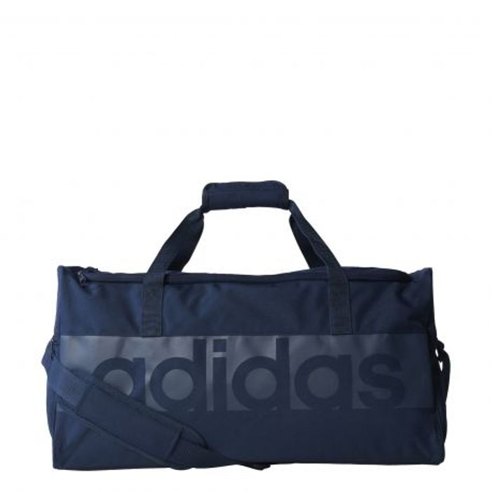 sac de sport team bag linear performance adidas moyen. Black Bedroom Furniture Sets. Home Design Ideas
