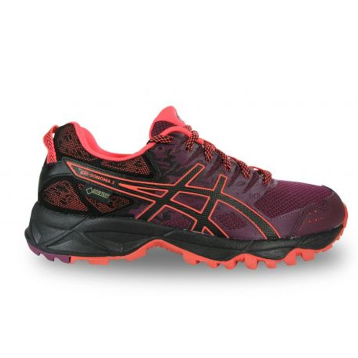 chaussure asics trail femme