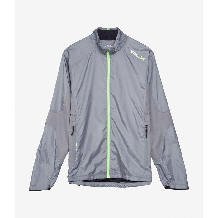 300badcdc679c Veste RLX Ralph Lauren Fairway Fz Unlined Jacket Dark grey ...