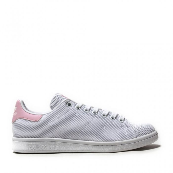 Outdoor femme ADIDAS adidas stan smith blanc-rose cq2823 toile toile 36