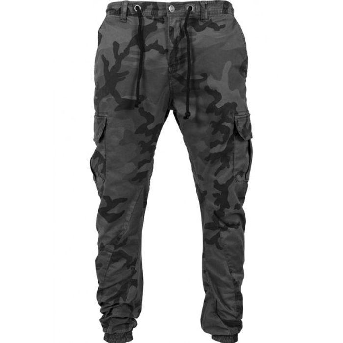 Classics Pantalon Camo Cargo Urban Gris Evrvqw