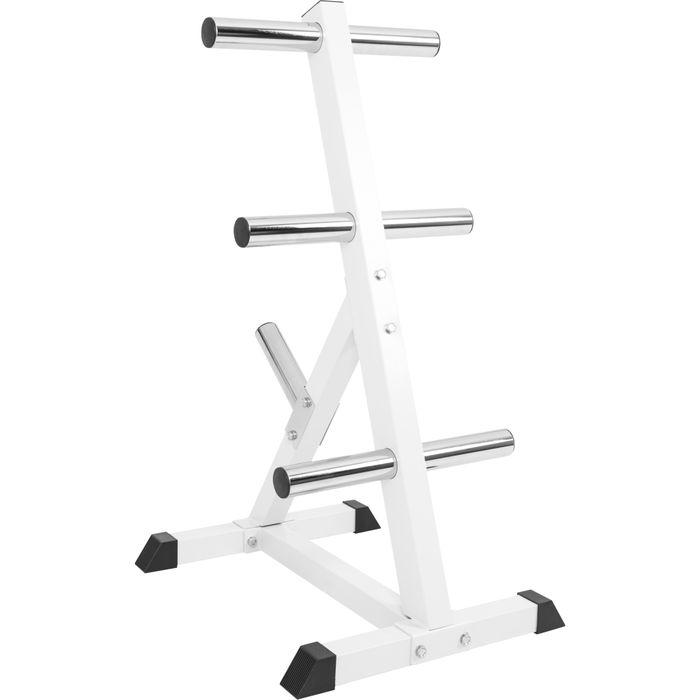 gorilla sports rack de rangement pour poids olympiques 4. Black Bedroom Furniture Sets. Home Design Ideas
