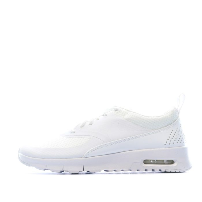 Mode- Lifestyle homme NIKE Air Max Thea Baskets blanches enfant Nike