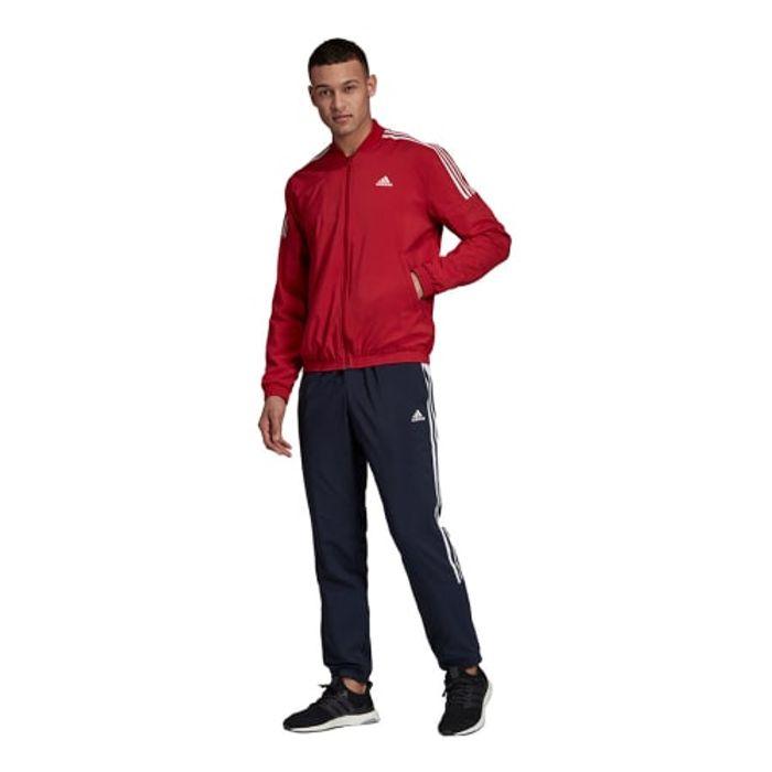 survêtement adidas homme rouge