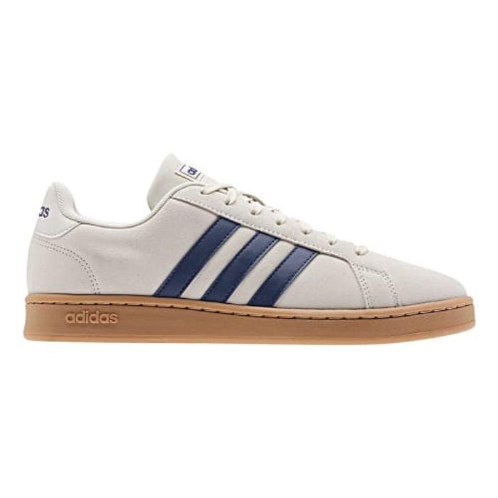 chaussure adidas neo bleu