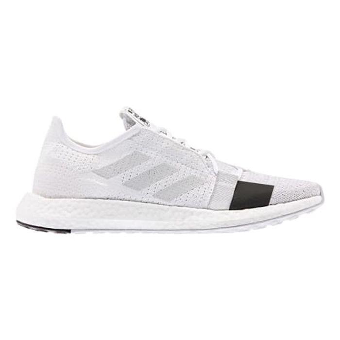 Chaussures adidas Senseboost Go blanc noir – achat et prix