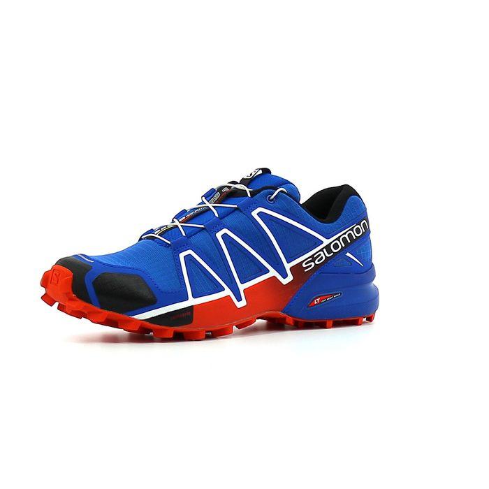 chaussure de trail homme salomon speedcross 4 homme achat et prix pas cher go sport. Black Bedroom Furniture Sets. Home Design Ideas