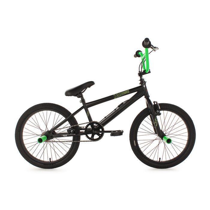 bmx freestyle 20 39 39 dynamixxx vert ks cycling achat et prix pas cher go sport. Black Bedroom Furniture Sets. Home Design Ideas