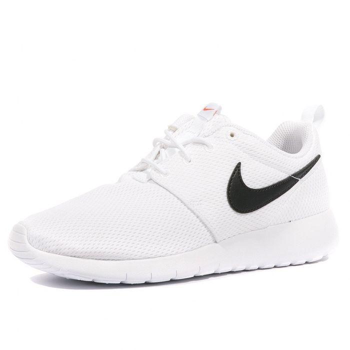 nike femmes chaussures blanc