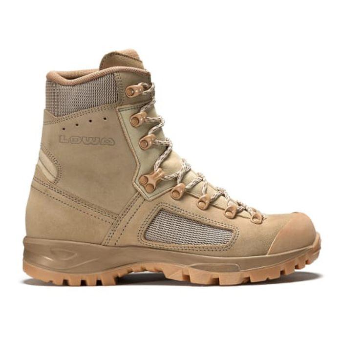 énorme inventaire super qualité jolie et colorée homme LOWA Chaussures de marche Lowa Elite Desert beige