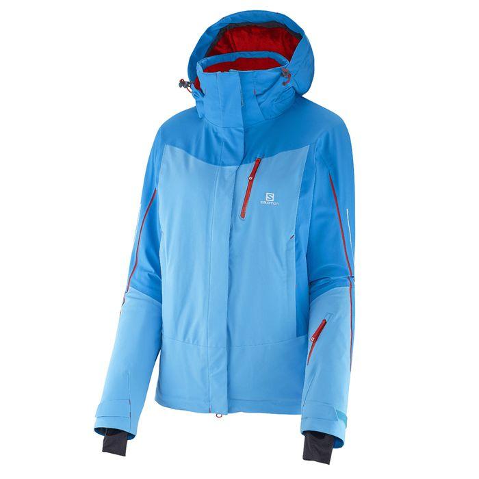 parka de ski salomon iceglory jacket w achat et prix pas. Black Bedroom Furniture Sets. Home Design Ideas