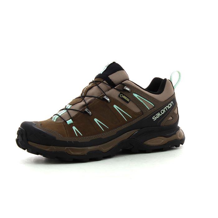 chaussures de randonn e salomon x ultra ltr gtx w achat et prix pas cher go sport. Black Bedroom Furniture Sets. Home Design Ideas