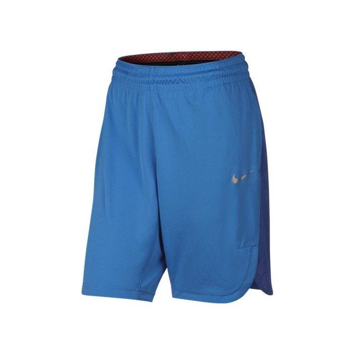 short de basketball nike elite bleu pour femme achat et prix pas cher go sport. Black Bedroom Furniture Sets. Home Design Ideas