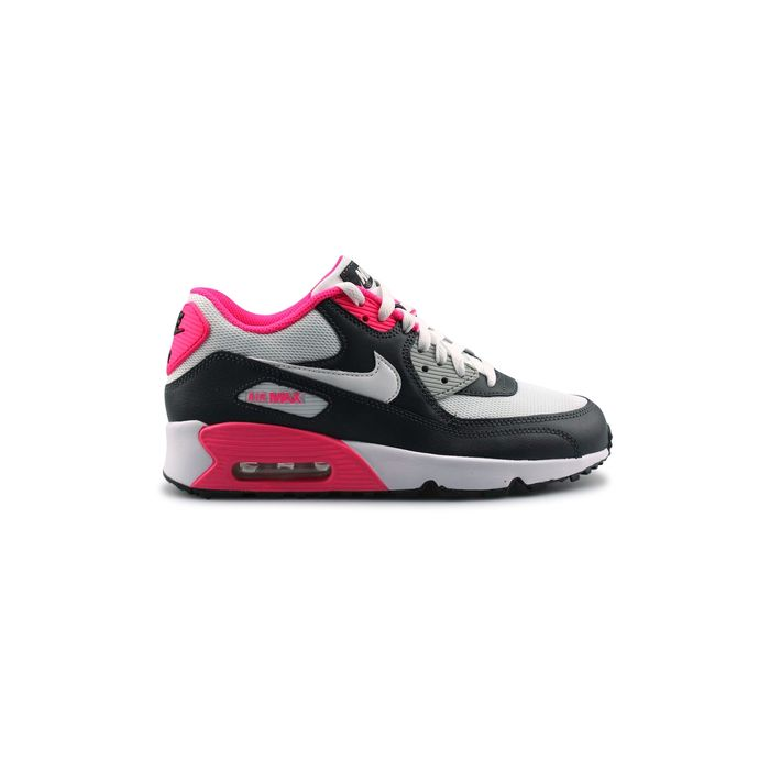 sale retailer d5696 b4dfd Mode- Lifestyle fille NIKE Basket Nike Air Max 90 Mesh Junior Gris  833340-001