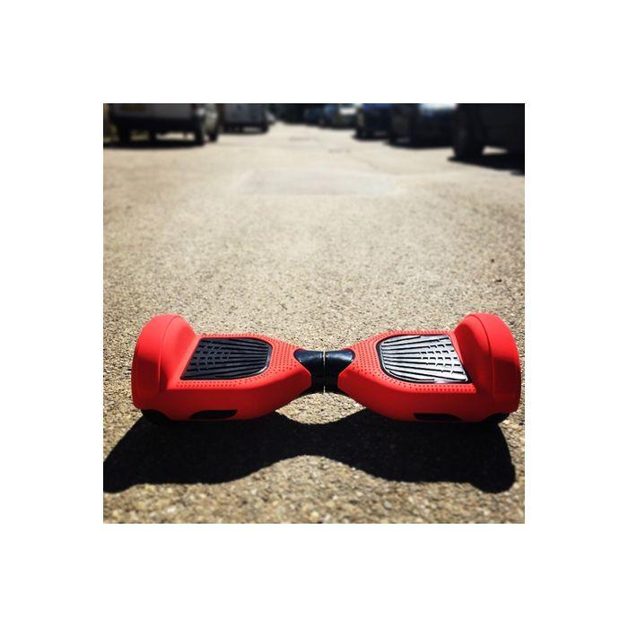 coque hoverboard 6 5 pouces couleur rouge achat et. Black Bedroom Furniture Sets. Home Design Ideas
