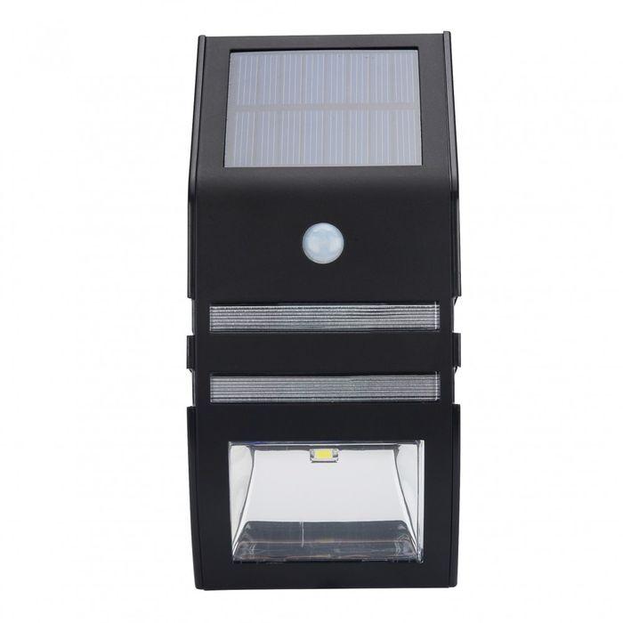 Lampe solaire ext rieure d tection de mouvement ip44 50 - Lampe a detection de mouvement ...