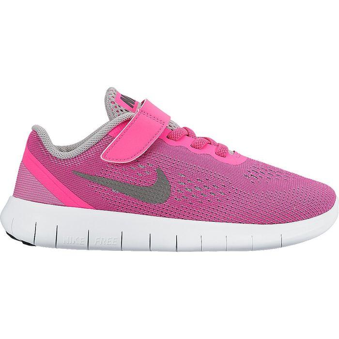 meilleur service f8a27 75c63 running fille NIKE Chaussure de running Nike Free Run Junior - 833995-600