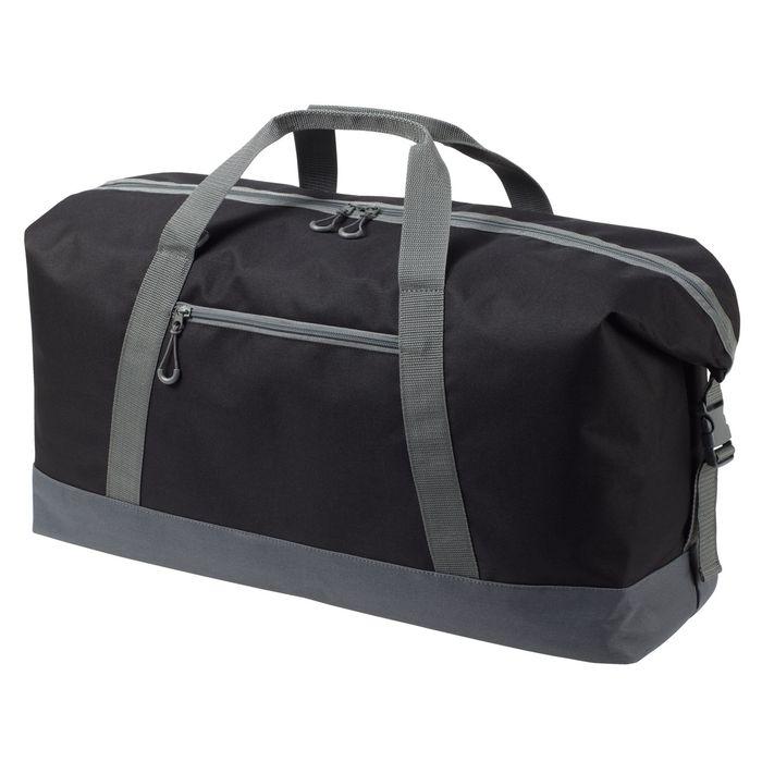 HALFAR - sac de sport - sac de voyage - 1808804 (Noir) 4ihjm1