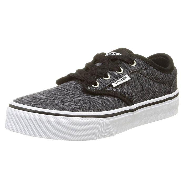 chaussure basse enfant garçon vans