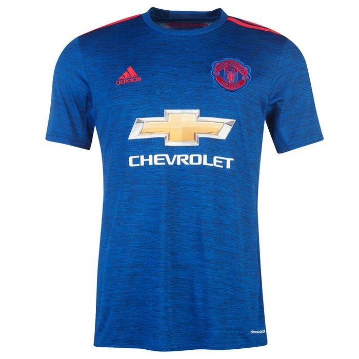 2016 2017 man utd adidas exterieur football maillot kids for Manchester united exterieur 2017