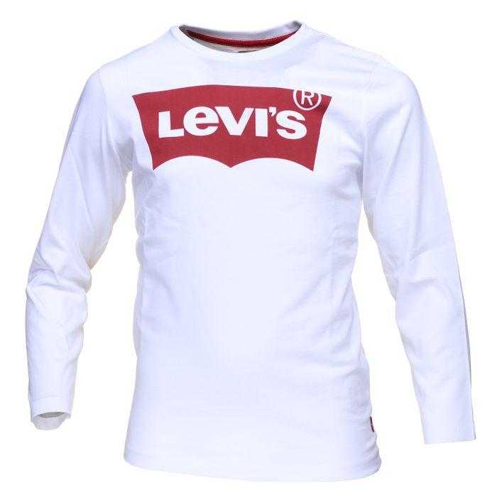 tee shirt gar on levis n91005h 01 white achat et prix. Black Bedroom Furniture Sets. Home Design Ideas