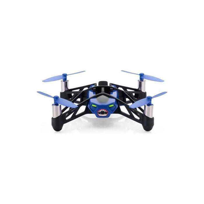 drone bluetooth avec cam ra int gr e rolling spider bleu. Black Bedroom Furniture Sets. Home Design Ideas