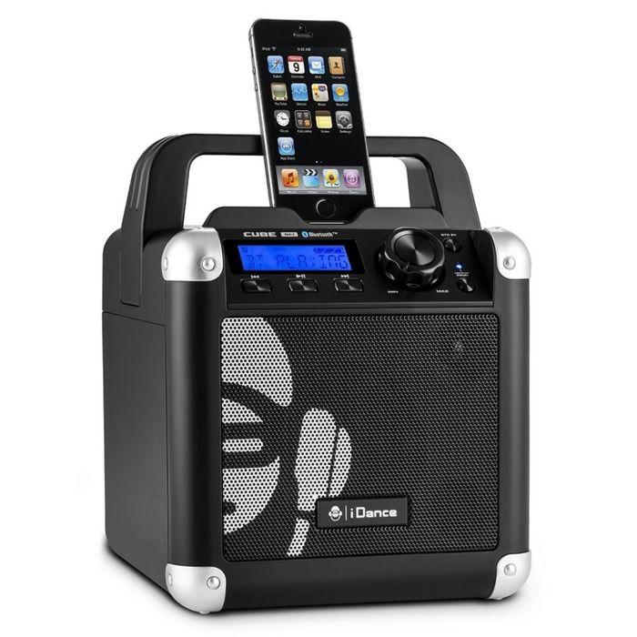 station audio nomade enceinte bluetooth 50w noir achat et prix pas cher go sport. Black Bedroom Furniture Sets. Home Design Ideas