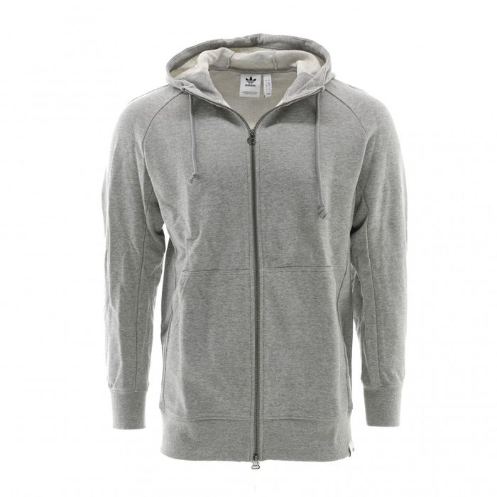 sweat zippe adidas hommes
