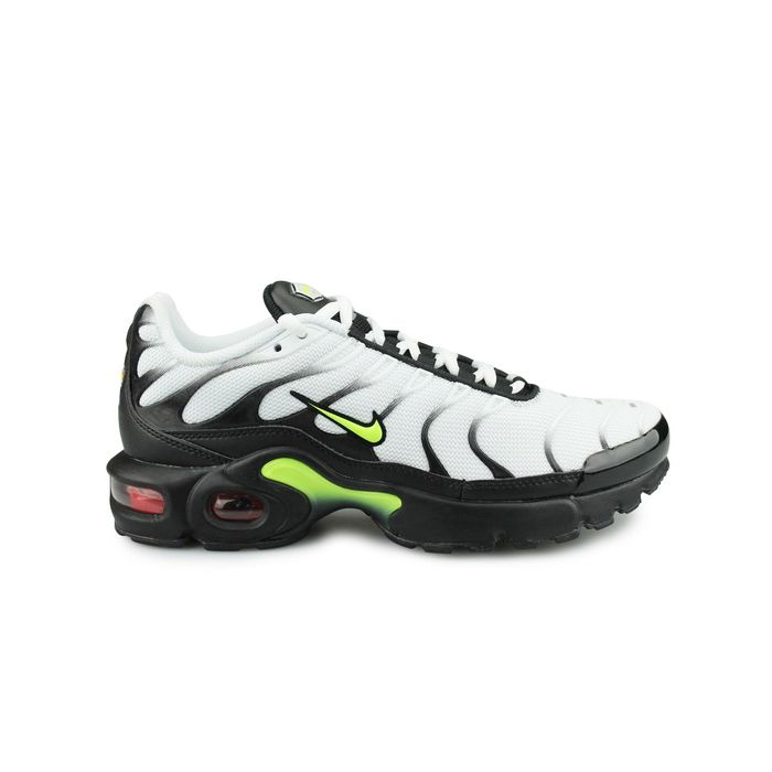 garçon NIKE Nike Air Max Plus TN RF Junior Blanc