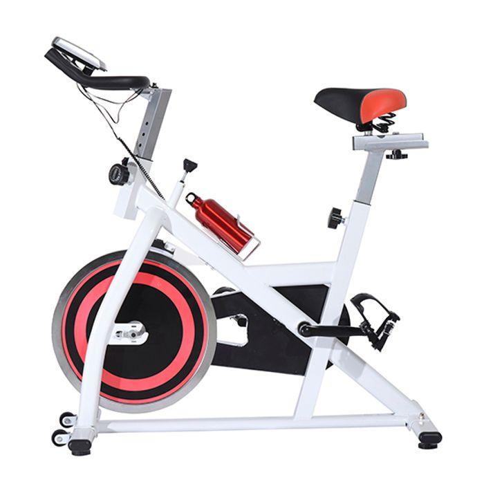 ultrasport v lo d appartement exercice v lo en acier avec cran led cardio sport charge max. Black Bedroom Furniture Sets. Home Design Ideas