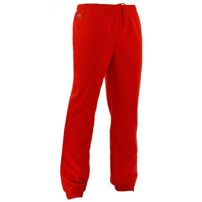 a92d680838 Mode- Lifestyle homme LACOSTE Pantalon de survêtement Lacoste (Rouge) -  XH120T-00CAD