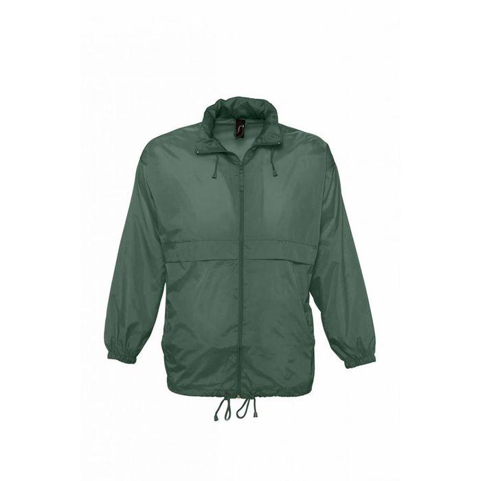 Veste coupe vent imperm able 32000 vert for t mixte homme ou femme achat et prix pas - Veste coupe vent impermeable femme ...