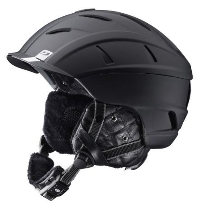 casque de ski julbo symbios couleur noir taille 58 60 achat et prix pas cher go sport. Black Bedroom Furniture Sets. Home Design Ideas