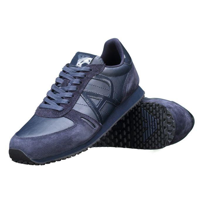 basket armani jeans 935027 7a419 44135 dark blue achat. Black Bedroom Furniture Sets. Home Design Ideas